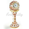 Marble Pillar Clocks