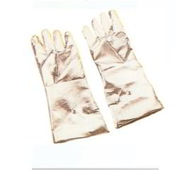 Gentex 4 Layer Commercial Quality Aluminized Gloves