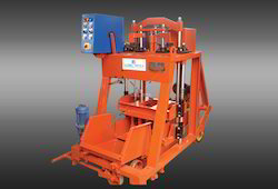 Machine For Hollow Blocks