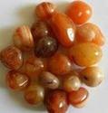 Orange Onyx Pebbles