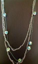 Neelofars Box Pottery Necklace