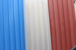 Colour Coated Sheets