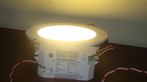 check out 8adb7 dfb93 3 Colour LED Down Light