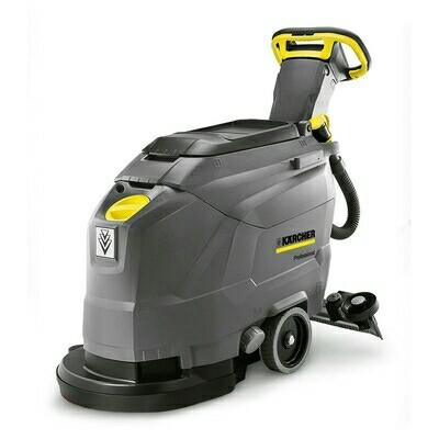 Autoscrubber Karcher Floor Cleaning