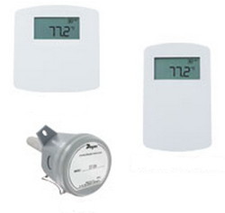 Series CDTR Carbon Dioxide/RH/Temperature Transmitter Series