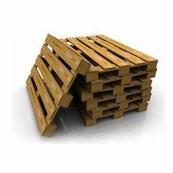 Heat Treated Wooden Pallet