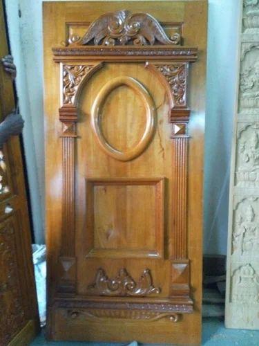 Wood Design Main Door