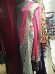 Designer Half Saree