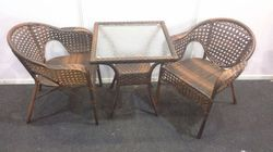 Rattan Metal Chair