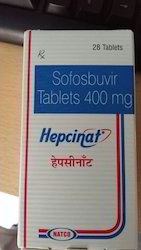 Sofosbuvir Hepcinat Tablets