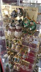 Ladies Handicraft Earring