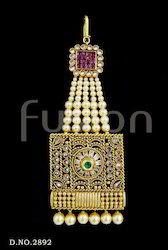 Antique Traditional Pearl Passa