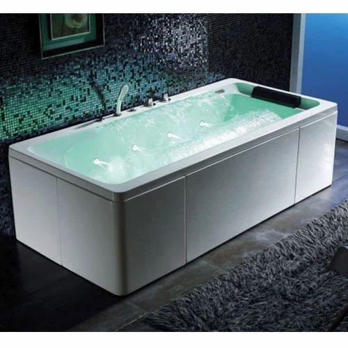 Automatic LED Jacuzzi Bath Tub at Rs 335000 /piece(s) | Jacuzzi ...