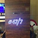 LED 3-D Acrylic Board