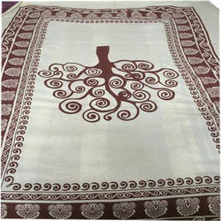 Cotton Printed Bed Sheet
