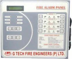 GTFE 2& 4 Zone Fire Alarm Panel