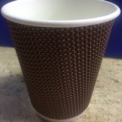 Paper Coffee Cup, Packet Size: 100 Piece, Features: Disposable, Waterproof