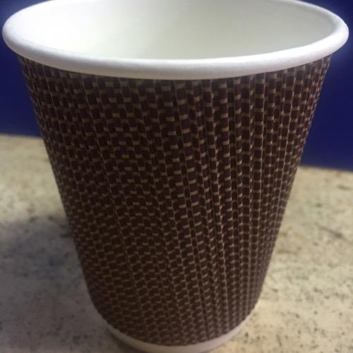 Paper Coffee Cup, Packet Size: 100 Piece, Features: Disposable,Waterproof