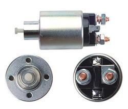 Self Started Solenoid Switch