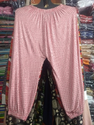 Ladies Cotton Capri