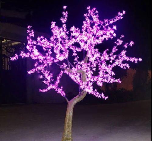 Ntc Single Multi Color Led Tree Rs 13000 Piece Newtech Trading