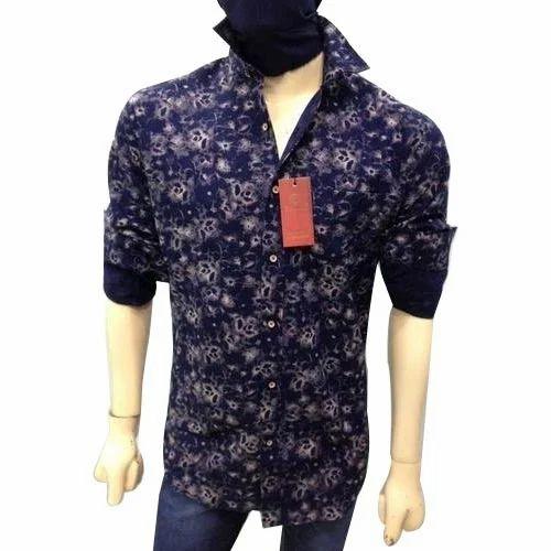 Designer Printed Shirts, Printed Shirt - Pinkcity Fashions, Jaipur ...