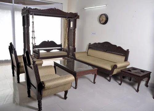 Wooden Carving Furniture Royal Sofa Set Manufacturer