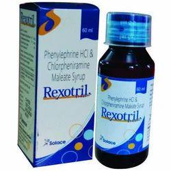Phenylephrine Hydrochloride Chlorpheniramine Syrup