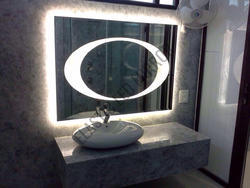 llluminated Bathroom LED Mirror