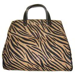 Designer Ladies Jute Bag