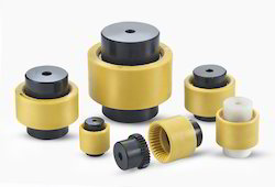 Flexible Drive Coupling