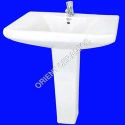 Orient White Lowes Bathroom Sinks