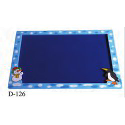 Designer Pin Board Snow Theme