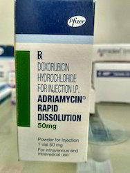 Adriamycin 50 Injection