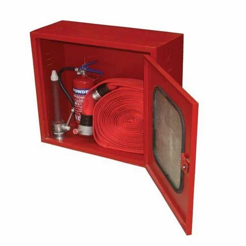 Hose Reel And Cabinet Frp Fire Hose Box Manufacturer