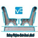 Railway Platform Chair Bench Mould
