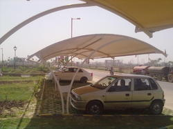 Car Parking - Tensile Structures