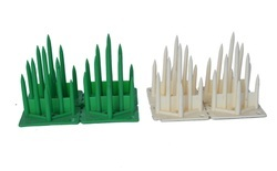 Bird Spike (Plastic, Poly carbonate, SS) etc.