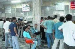 Railway Reservation Service