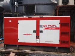 125 kVA Tmtl Eicher Diesel Genset, Engine Model: 1751 Es