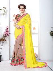 Glam Land Designer Saree