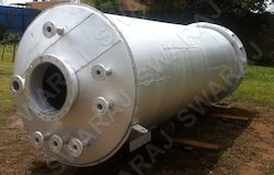 nitric acid storage tank