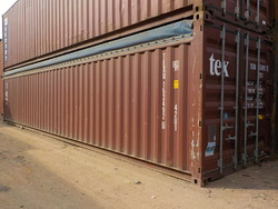 Used Second Hand Shipping Container