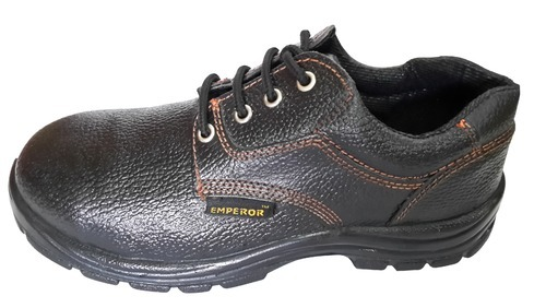 f545a38a6dc3ae Leather Puncture Resistant ACME Atom Safety Shoe, Rs 645 /pair | ID ...