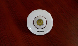 3W Round LED Spotlight