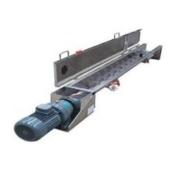 Flexible Carbon Steel Screw Conveyors System, 5HP