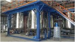 Lubricant Blending Plant