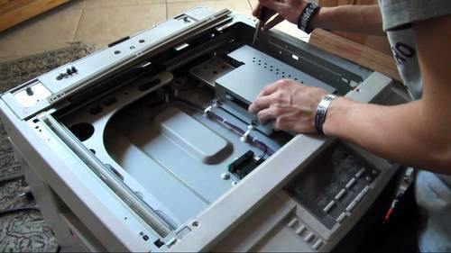 Photocopier Repair and Service - Motherboard DC Controller