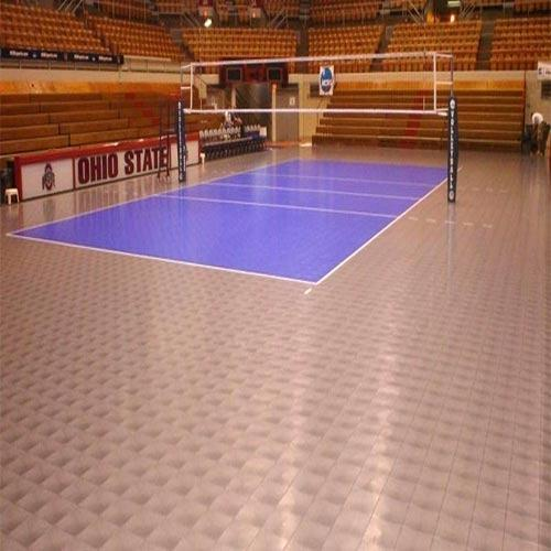 Sports Flooring Systems Qld Pty Ltd: Volleyball Court Flooring