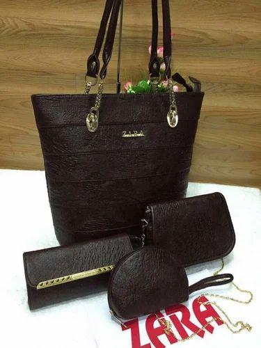 46dd1573 Zara Ladies Hand Bags, Rs 1200 /set, Wear Fab Looks Online Business ...